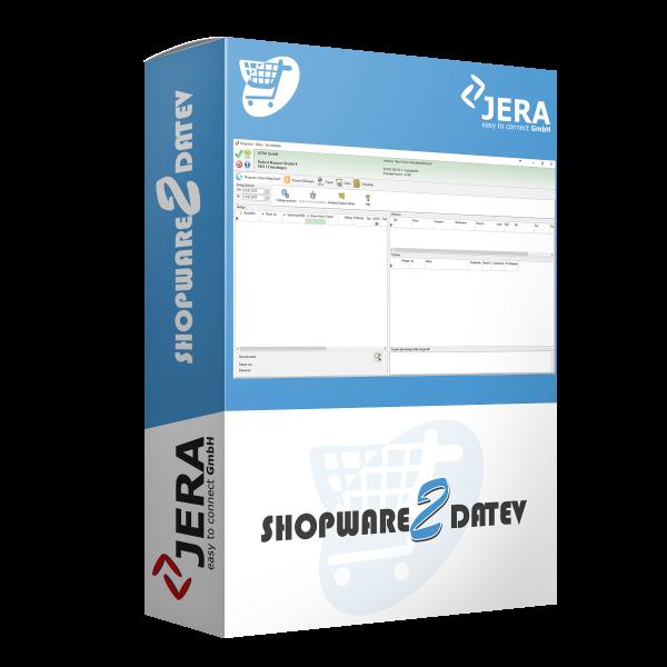 shopware 2 DATEV - DEMO