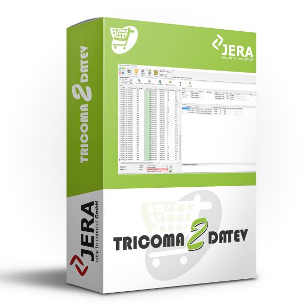 tricoma 2 DATEV Unternehmen online EXTENDED PLUS MIETE